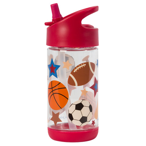 Stephen Joseph SPORTS Flip Top Bottles