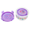 Stephen Joseph PRINCESS Snack Containers (Set of 2)