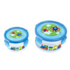 Stephen Joseph TRANSPORTATION Snack Containers (Set of 2)