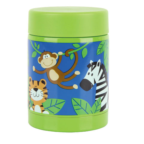 Stephen Joseph Hot and Cold Thermal Containers: Boy Zoo