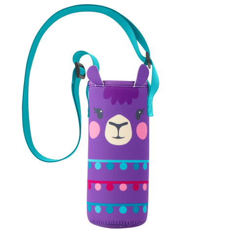 Stephen Joseph Neoprene Bottle Buddy - LLAMA