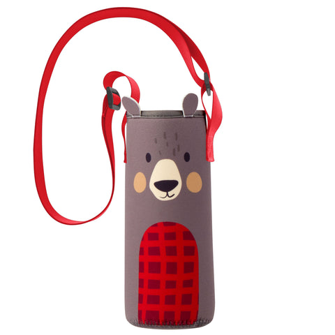 Stephen Joseph Neoprene Bottle Buddy - BEAR