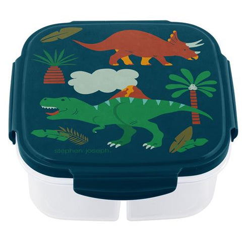 Stephen Joseph Snack Box With Ice Pack: Dino