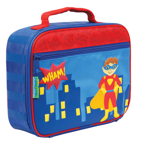 Stephen Joseph SUPERHERO Classic Lunch Box