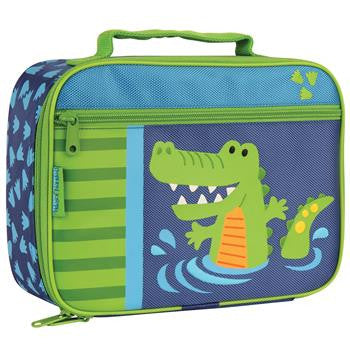 Stephen Joseph ALLIGATOR Classic Lunch Box_CuteKidStuff.com