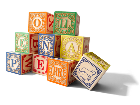 Uncle Goose SPANISH Wooden Blocks