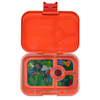 Yumbox: Safari Orange (4 Compartments)