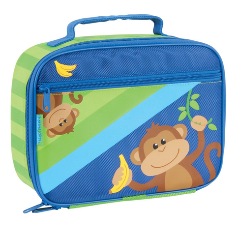 Stephen Joseph BOY MONKEY Classic Lunch Box