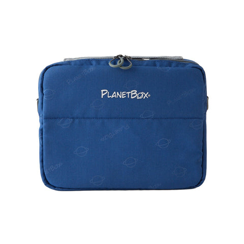Insulated Slim Sleeve for PlanetBox Rover or Launch: Blue