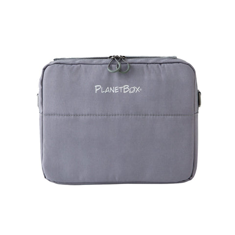 Insulated Slim Sleeve for PlanetBox Rover or Launch: Gray