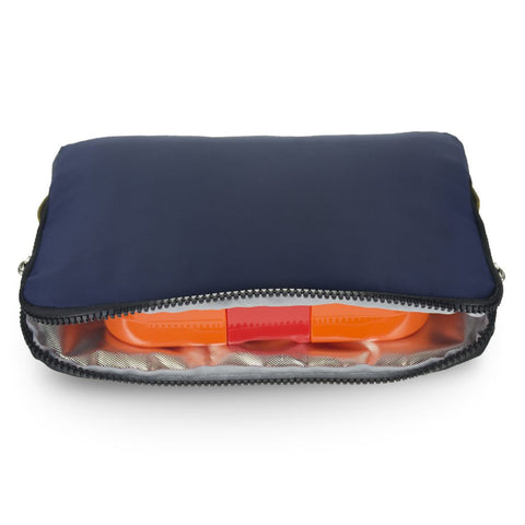 POCHE Insulated Yumbox Sleeve: Navy
