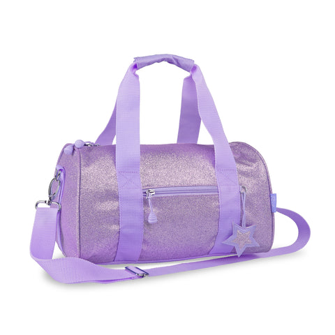 Bixbee Duffle Bag: Sparkalicious Purple (Medium)