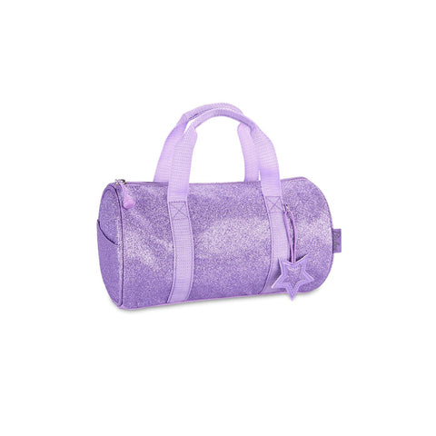 Bixbee Duffle Bag: Sparkalicious Purple (Small)