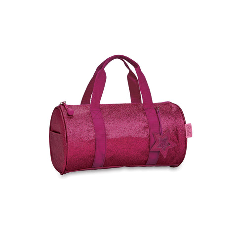 Bixbee Duffle Bag: Sparkalicious Ruby Raspberry (Small)