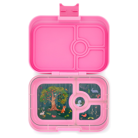 Yumbox: Stardust Pink (4 Compartments)