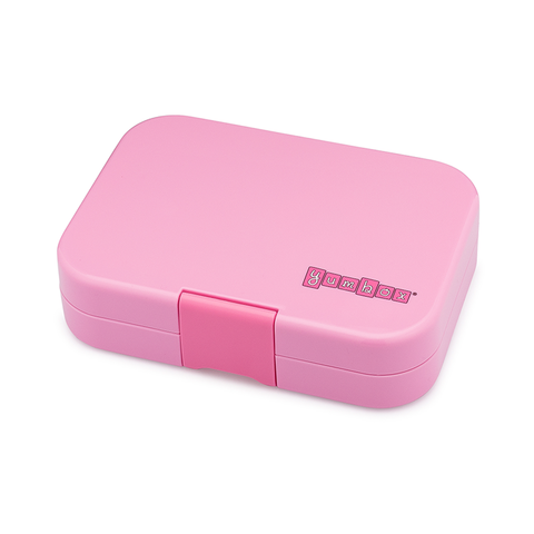 Yumbox Outer Box Only: Stardust Pink Panino (4 Compartments)