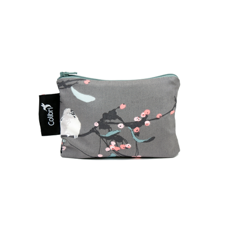 Colibri Small Reusable Snack Bag - Blossom