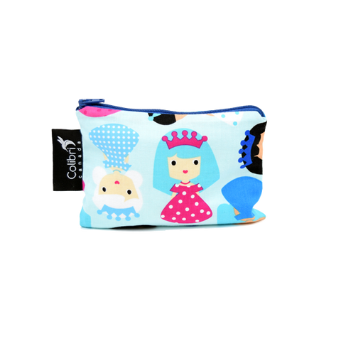 Colibri Small Reusable Snack Bag - Ice Princess
