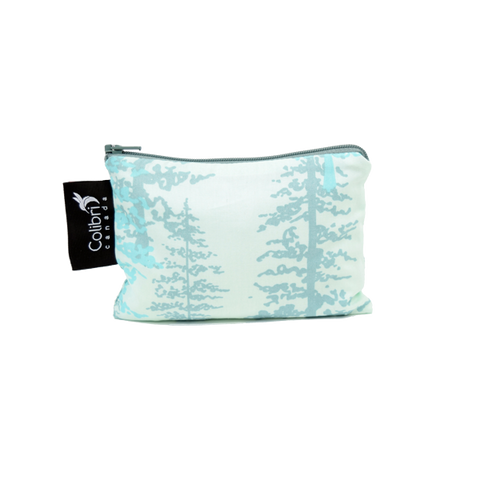 Colibri Small Reusable Snack Bag - Spruce