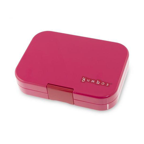 Yumbox Outer Box Only: Tribeca Pink Original (6 Compartments)
