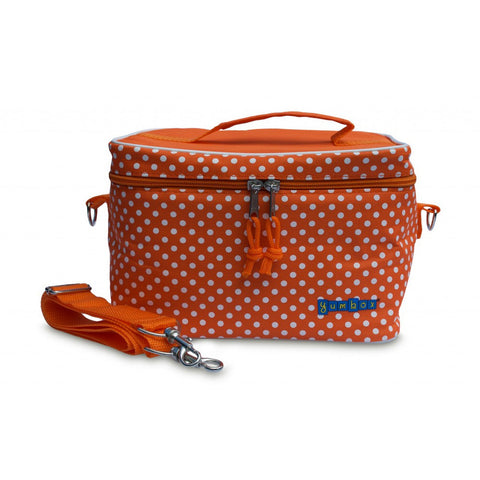 Yumbox Large Cooler Bag: Tango Orange