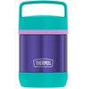 Thermos Food Jar with Handle: Purple