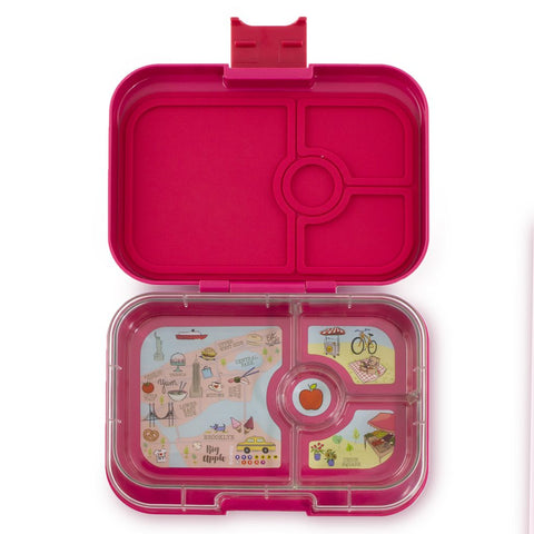 Yumbox: Tribeca Pink (4 Compartments)