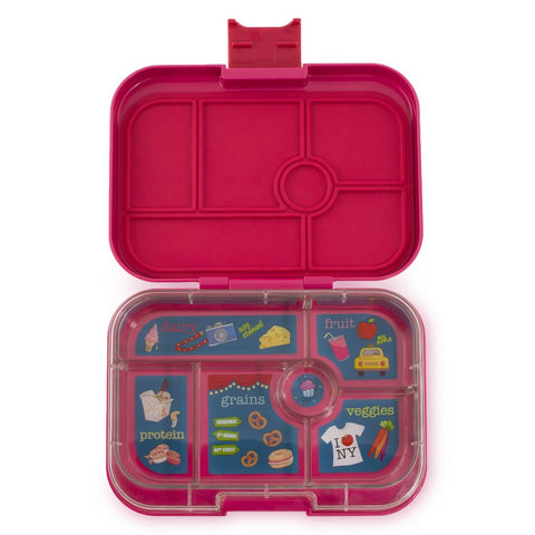 Yumbox: Tribeca Pink (6 Compartments)