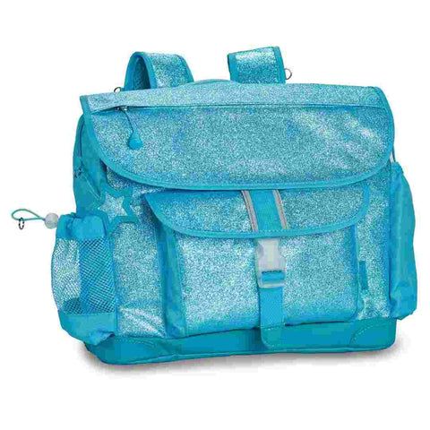 Bixbee Backpack: Sparkalicious Turquoise (Medium/Large)