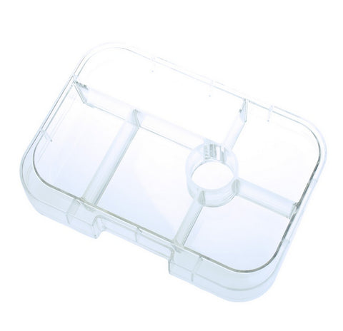 Yumbox Extra Tray: 6 Compartments, New Version, No Illustrations | CuteKidStuff.com