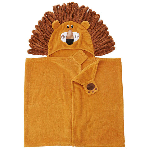 Zoocchini Toddler Towel: Leo the Lion