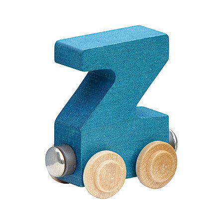 "Maple Landmark Letter ""Z"" NameTrain 