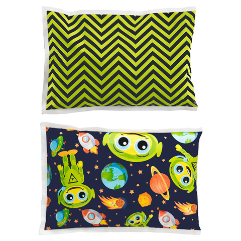 Bentology Bento Cool Pack (2 Pack): Alien & Chevron