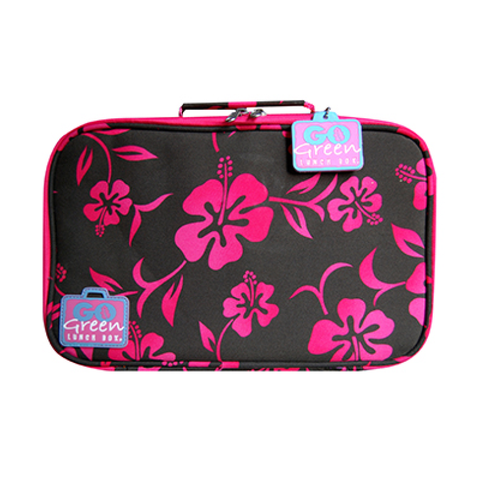 Go Green Insulated Carrying Case: Aloha