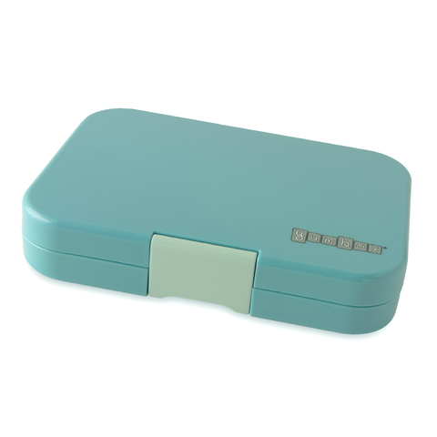 Yumbox Outer Box Only: Antibes Blue Tapas