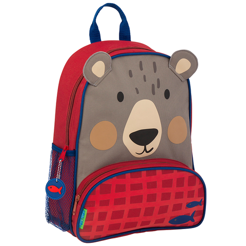 Stephen Joseph BEAR Sidekick Backpack