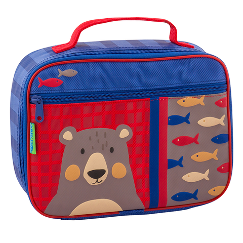 Stephen Joseph BEAR Classic Lunch Box
