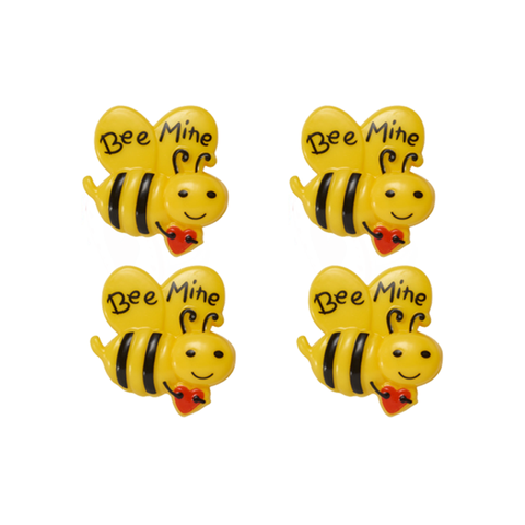 Bee Mine (Rings, 4Pk)