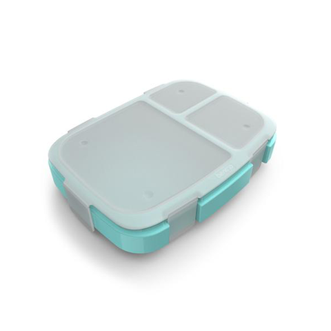 Bentgo Fresh - Extra Tray with Transparent Cover: Aqua
