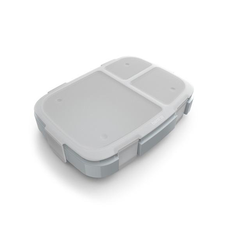 Bentgo Fresh - Extra Tray with Transparent Cover: Gray