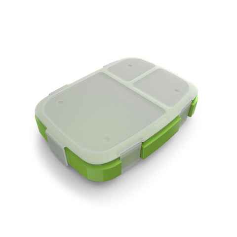 Bentgo Fresh - Extra Tray with Transparent Cover: Green