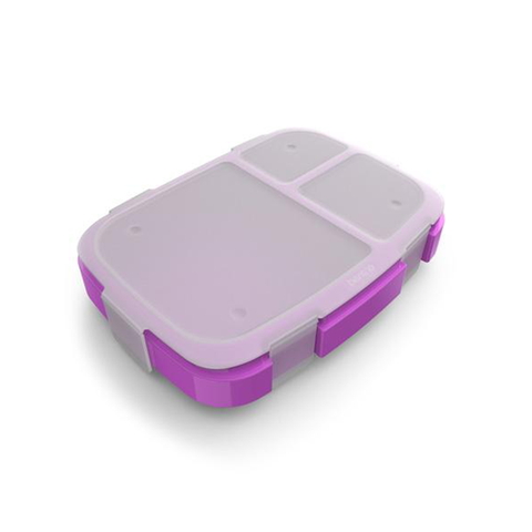 Bentgo Fresh - Extra Tray with Transparent Cover: Purple