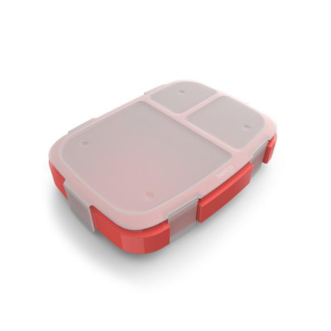 Bentgo Fresh - Extra Tray with Transparent Cover: Red