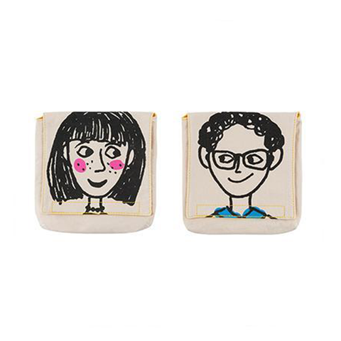 Fluf BFF'S Snack Packs (Pack of 2)