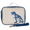 SoYoung Lunch Box: Blue Dinosaur
