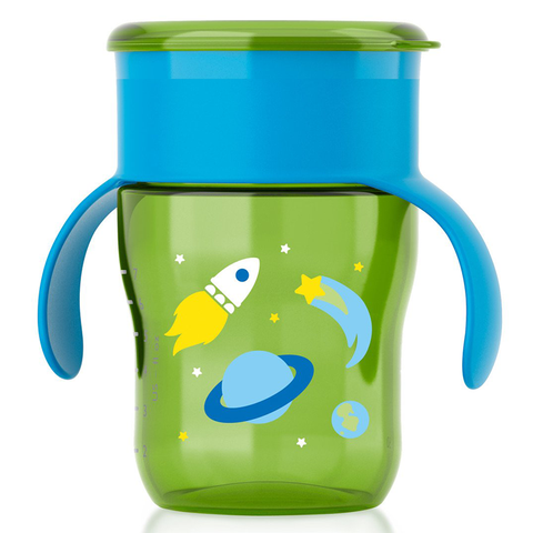 Philips Avent My First Big Kid Cup: 9oz Single (Boy)