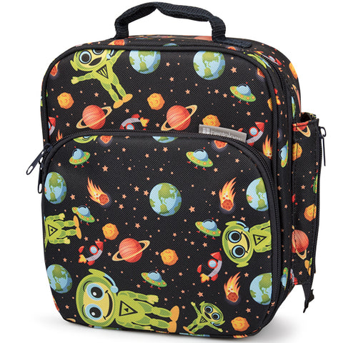 Bentology Insulated Lunch Tote: Alien
