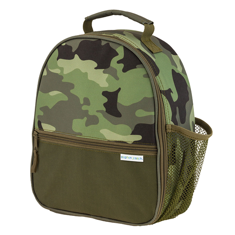 Stephen Joseph All Over Print Camo Lunch Box