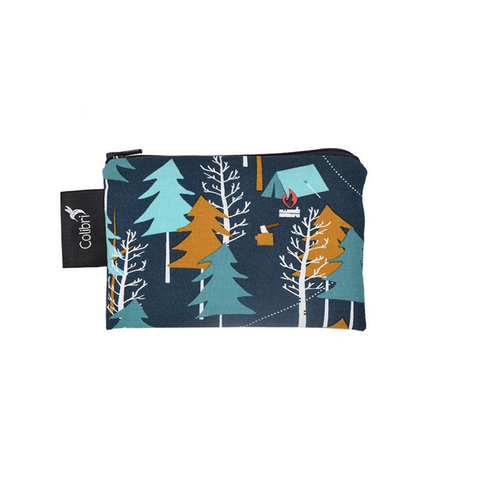 Colibri Small Reusable Snack Bag - Campout