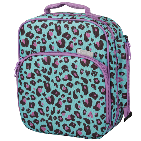 Bentology Insulated Lunch Tote: Cheetah